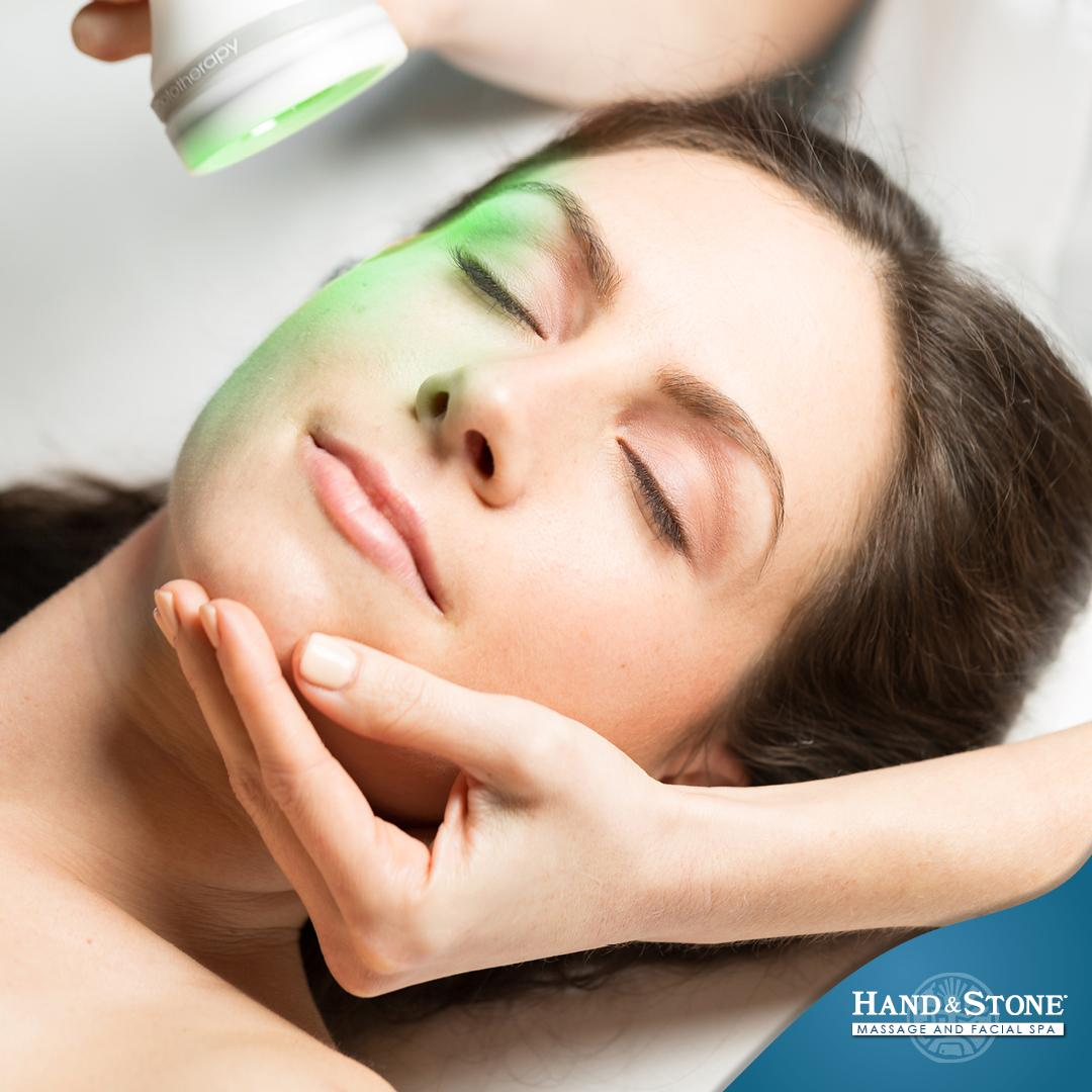 Brightening Facial with Green LED