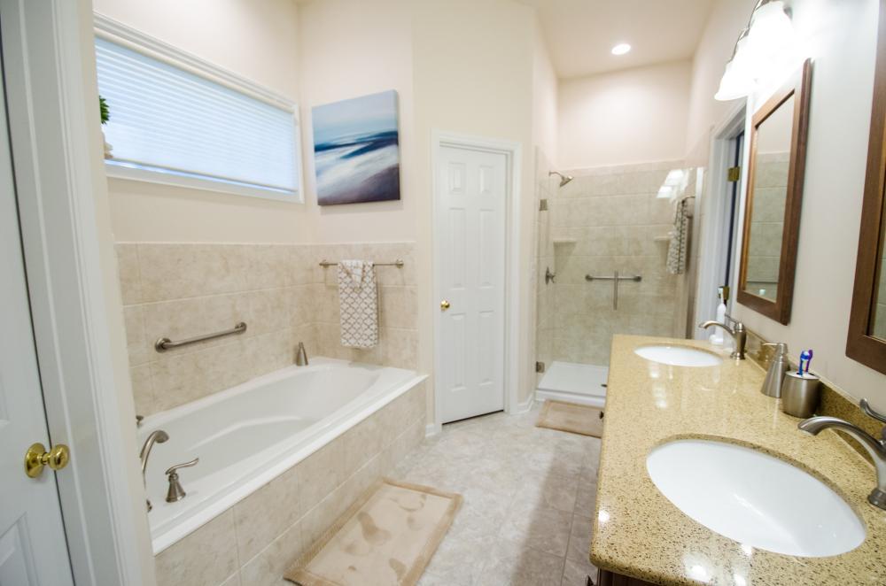 Complete Bathroom Remodel - After