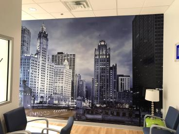 Wall Mural - DentalWorks - Forest Park, IL