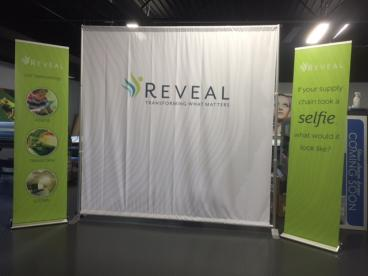 Trade Show Display - Reveal - Naperville, IL