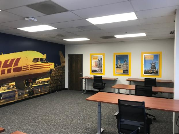 Wall Mural and Posters - DHL - Franklin Park