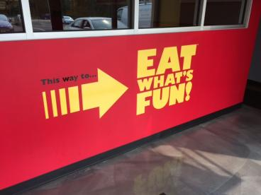 Directional Graphics - Tom+Chee