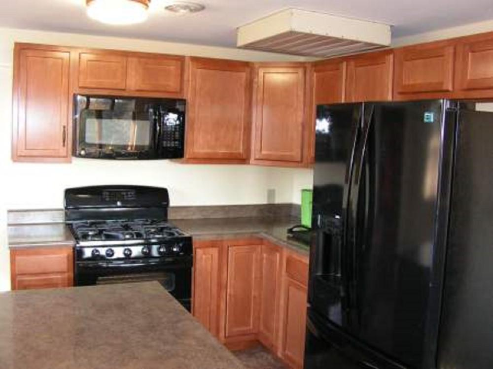 After photo of Kitchen Remodel in Monongahela, PA