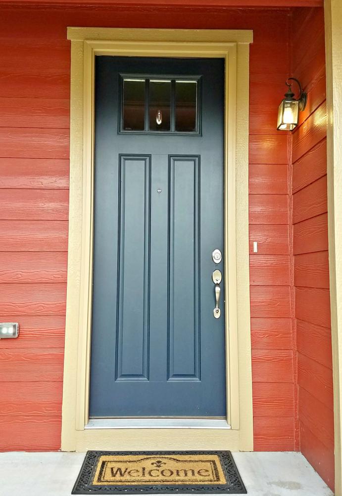 New Door installation in Parker CO 80134