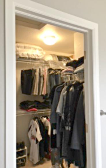 Much Needed Closet organizer install in Larkspur CO 80118