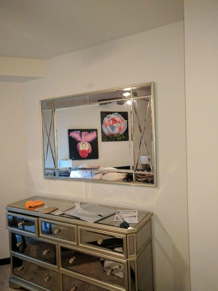Mirror Hanging in Denver, CO