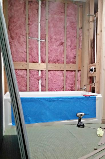 Complete tear out & remodel Bathroom, the Pinery CO 80134