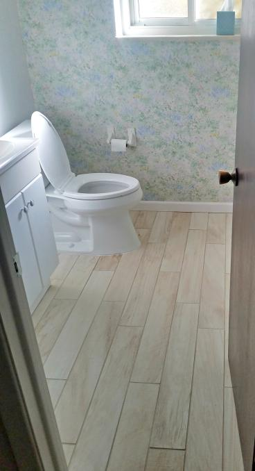 New flooring, and Toilet Upgrade in Lakewood CO 80226