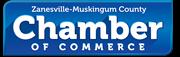 Zanesville Muskingum County Chamber Logo