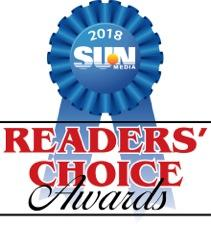 Voted Best Massage Therapy & Facility in Plymouth by Sun Sailor Readers