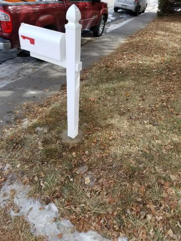 Mail Box Installation in Aurora