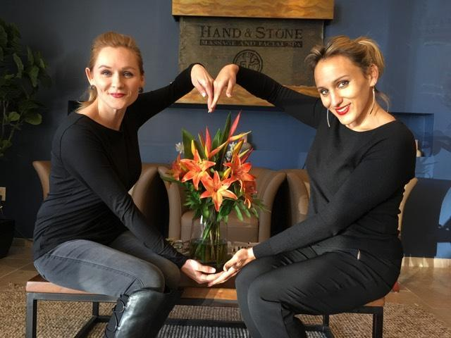 We LOVE Hand and Stone Spa Plano!