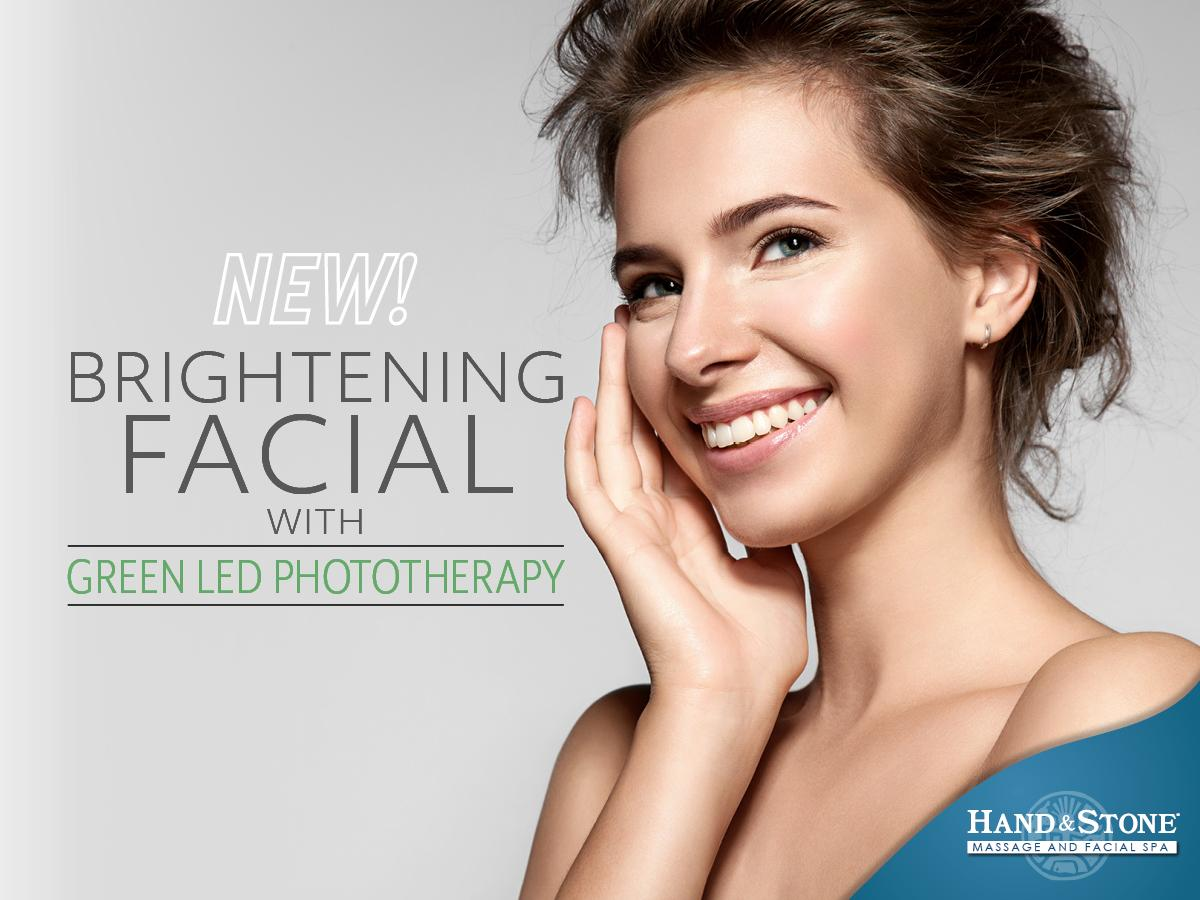 January Facial Special - Brighter you $20 OFF