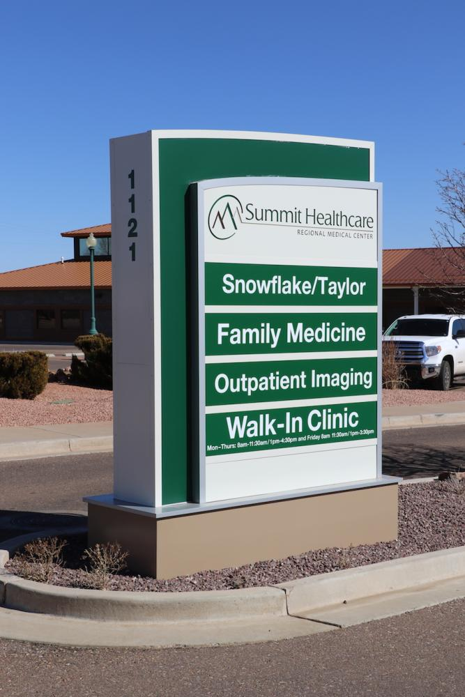 Summit Healthcare Snowflake