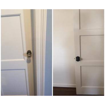 We can update your door knobs.