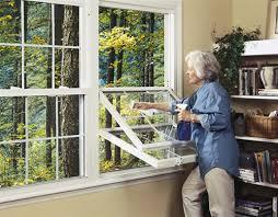 Tilt in replacement windows