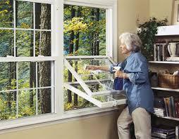 Tilt in replacement windows