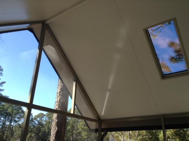 Gable Screen room