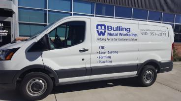 Bulling Metal Works Inc. San Leandro