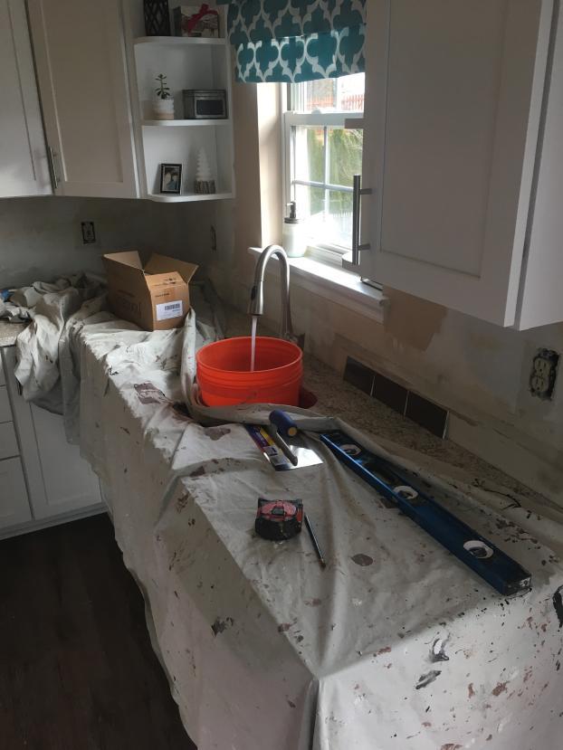 Kitchen Back Splash in Eldersburg, MD