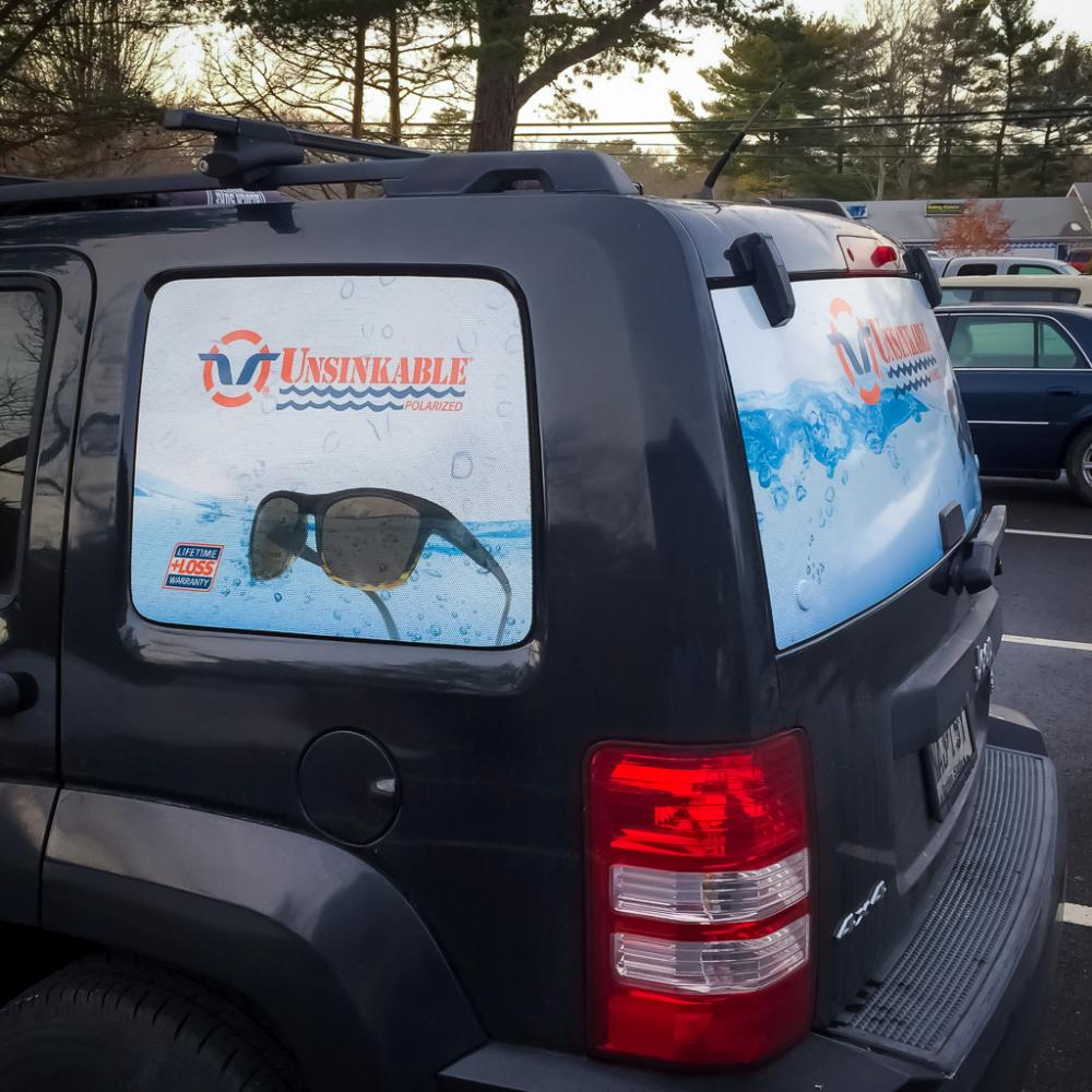 Unsinkable - Vehicle Graphics