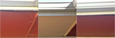 Soffit repair and paint in Ken Caryl CO 80127