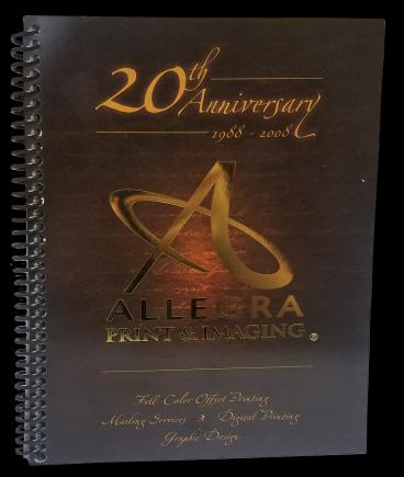 Gold Foil Notebook