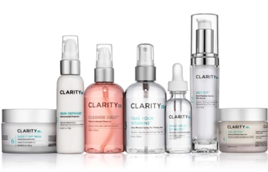 CLARITY RX Skin Care Products