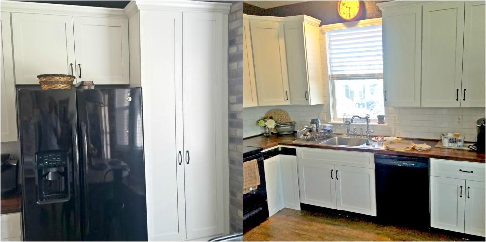 Kitchen makeover in Roxborough Park CO 80125