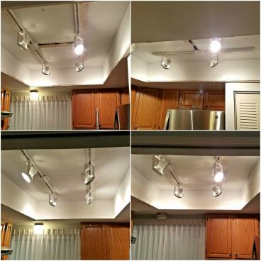 New Track lighting, Drywall, & Paint in Franktown CO 80116