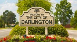 We are now in Darlington, Hartsville and Florence, SC