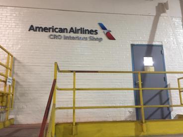 American Airlines-Tulsa Oklahoma