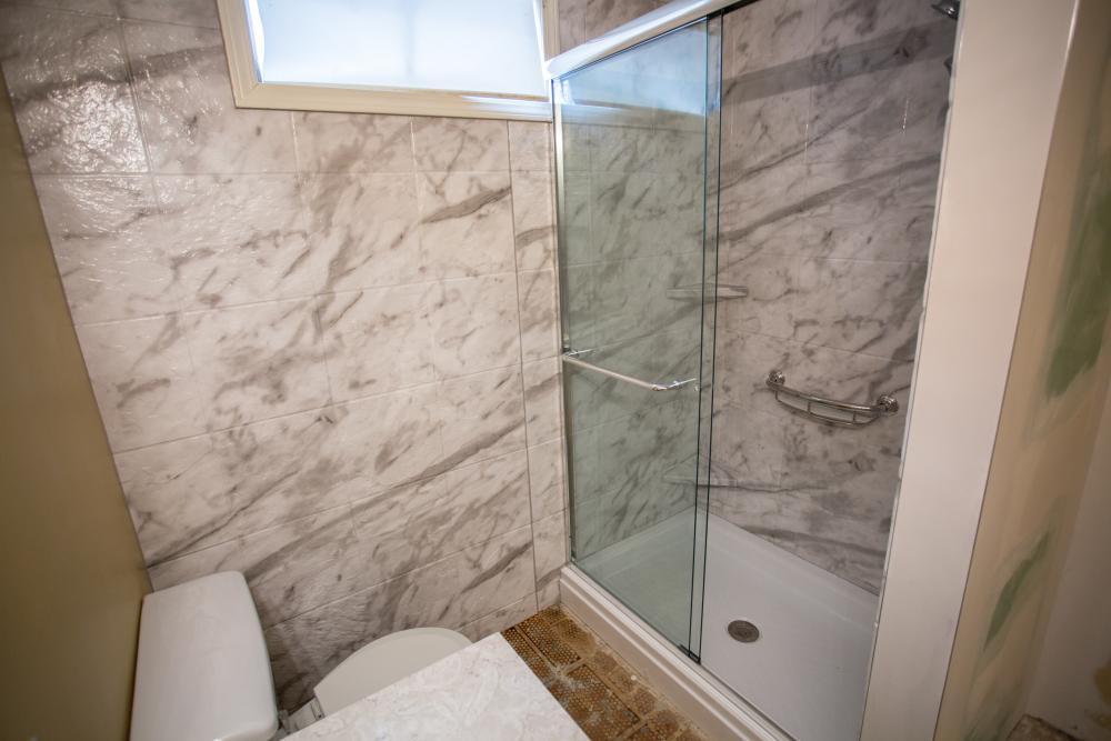 After Re-Bath of GR: Complete Bathroom Remodel