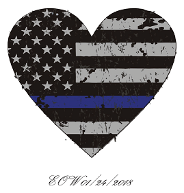 Honoring Fallen Police Officer Heath Gumm