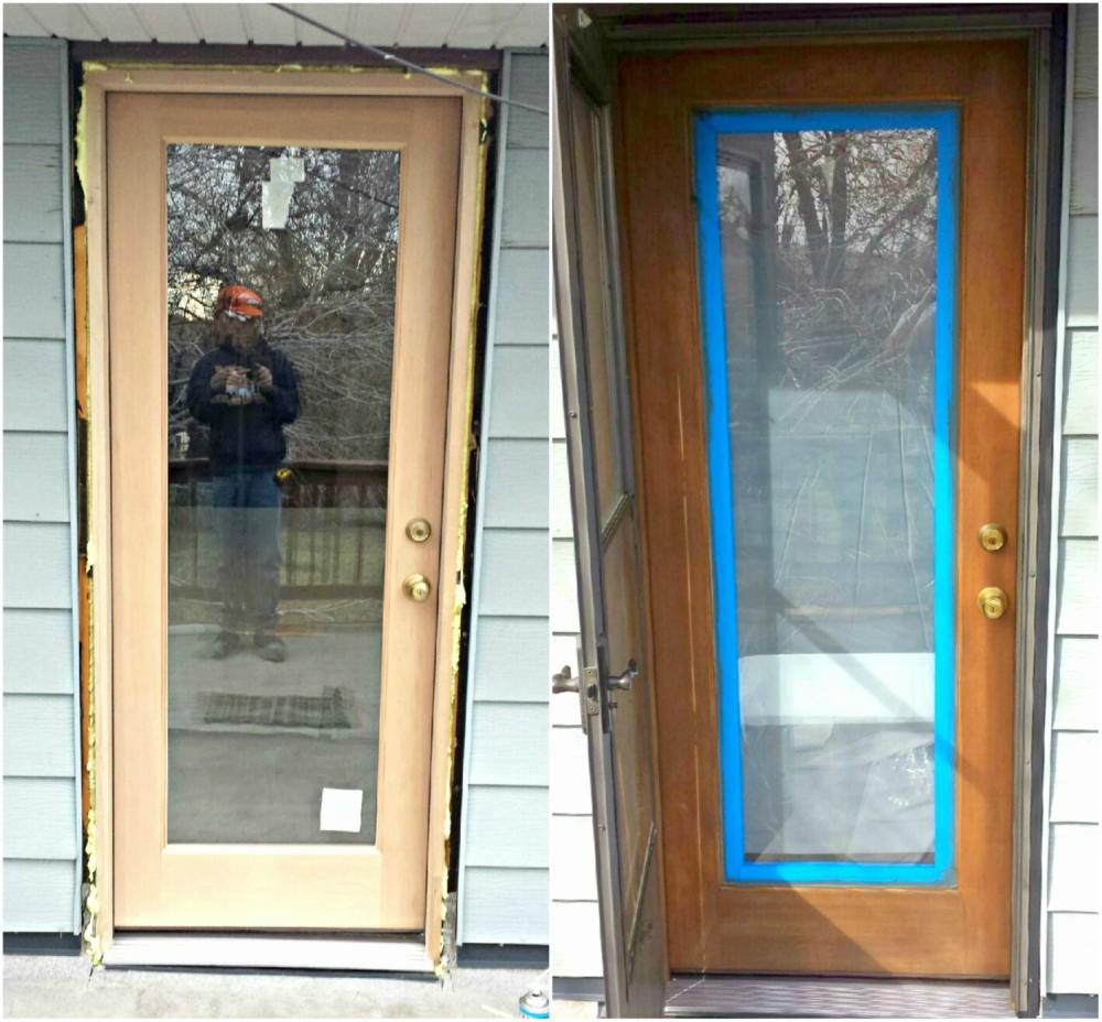 New door and Frame installed in Golden CO 80401