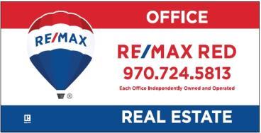 speedpro-denver-remax-real-estate-metal-sign