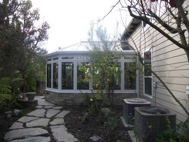 System 8 Victorian Conservatory