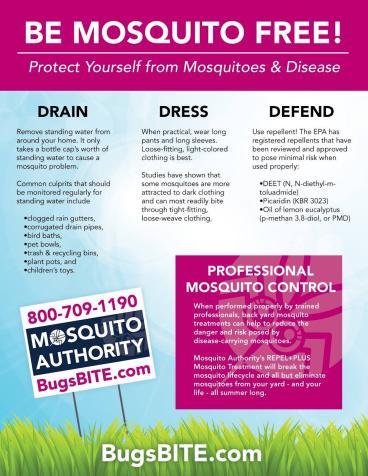 Mosquito Free 2018