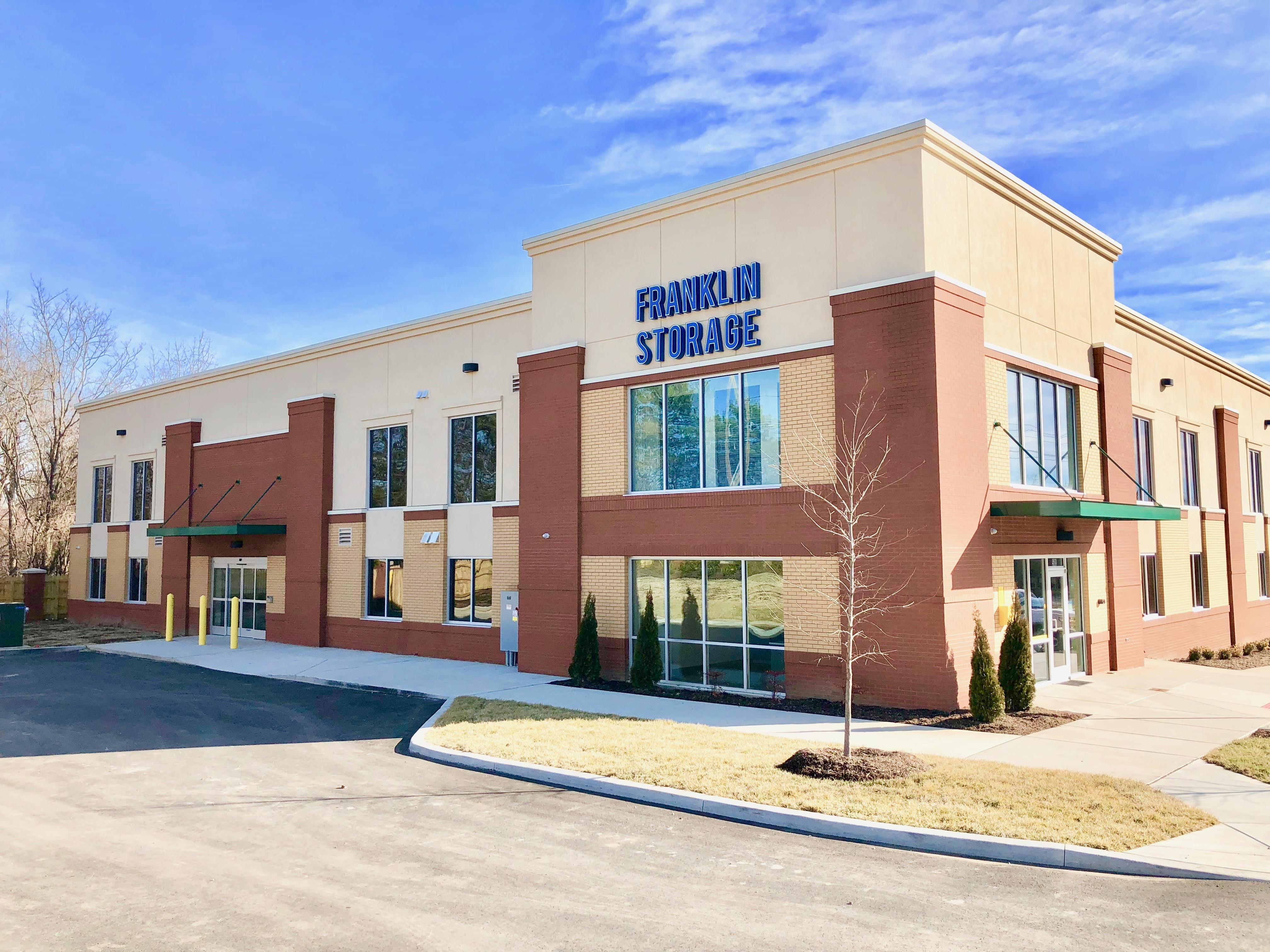 Welcome to Franklin Storage at Downs Blvd!