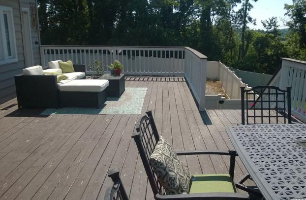 Middletown Deck - BEFORE