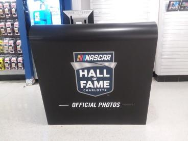 Counter Wrap, NASCAR Hall of Fame