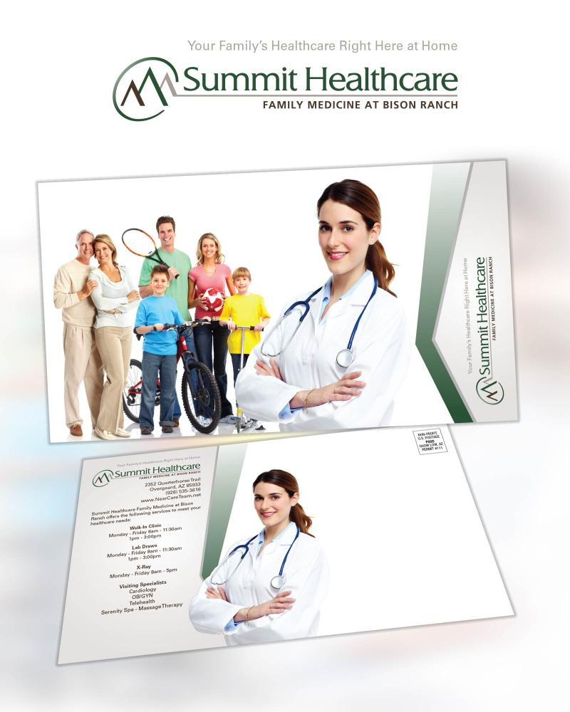 Summit Healthcare Mailer
