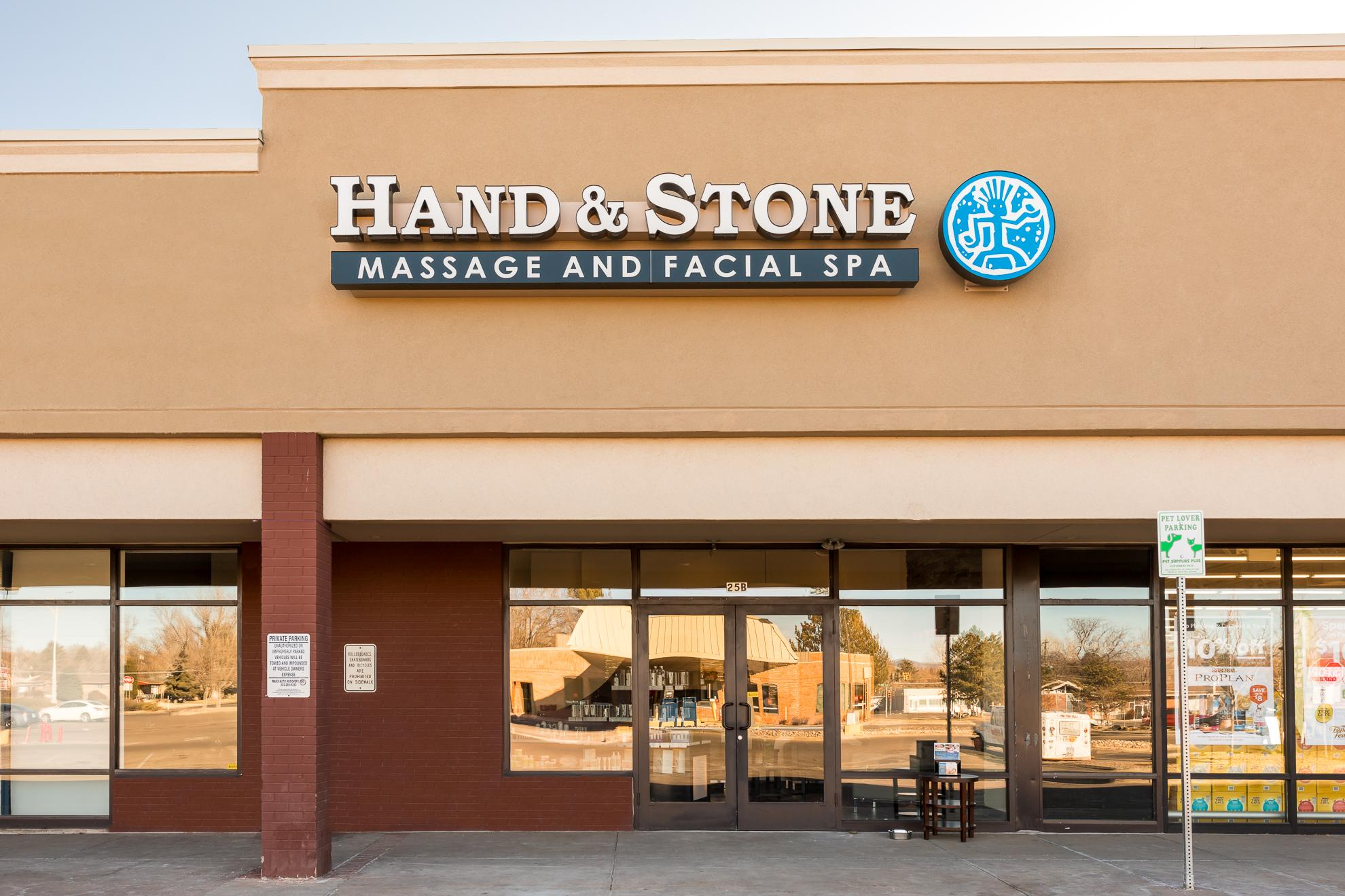 Hand and Stone Massage and Facial Spa, Englewood, CO
