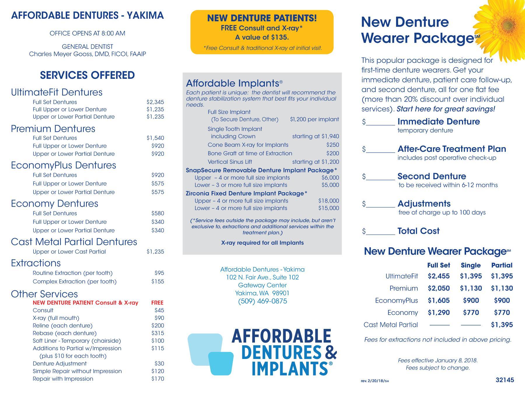 denture care center serving yakima wa. Black Bedroom Furniture Sets. Home Design Ideas