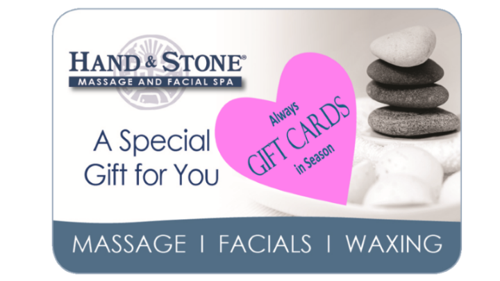Spa Gift Cards Available