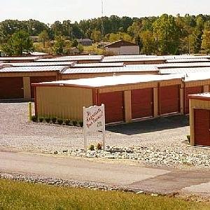 Phase 1 of East Hickman Storage