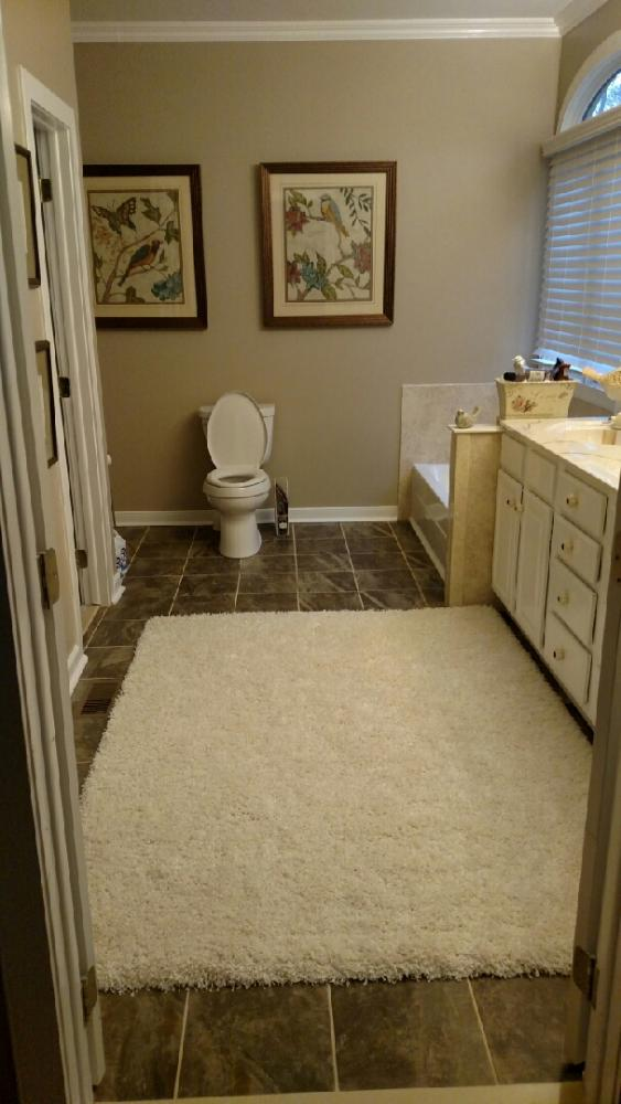 Complete bathroom remodel by Re-Bath in Midlothian, VA