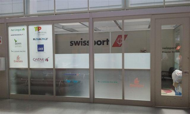 Airport Installation