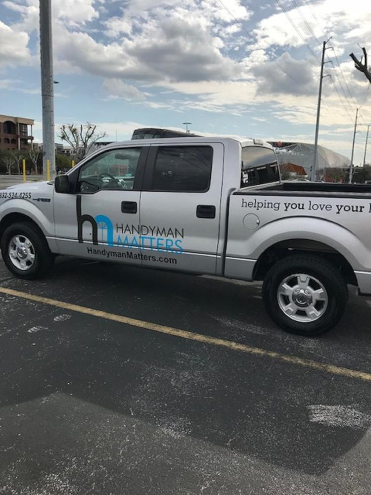 Owners Vehicle