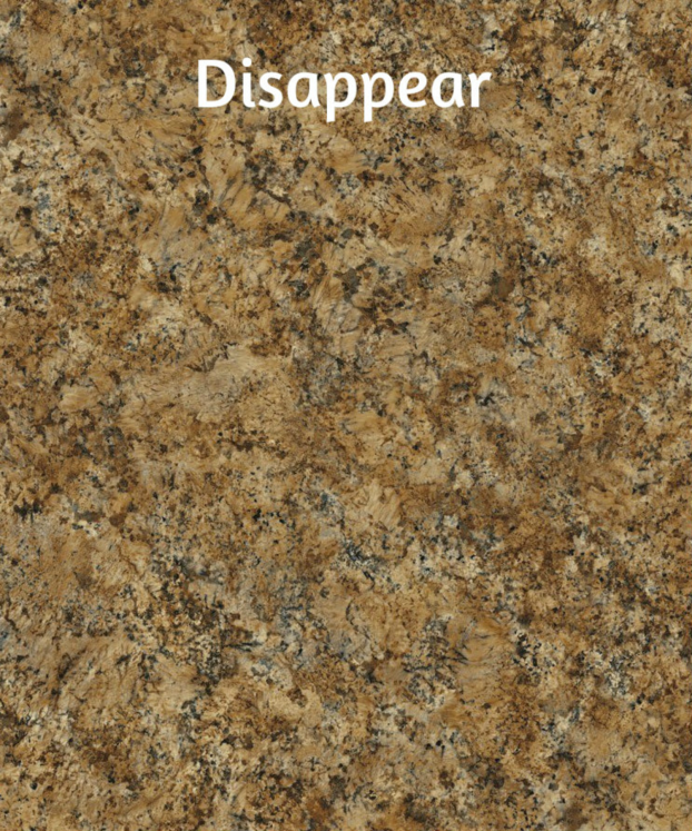 Dissappear